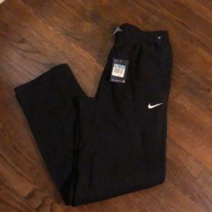 Nike new men's black pant